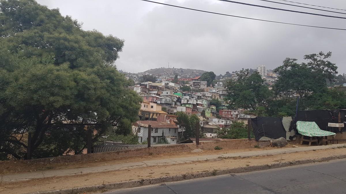 Zdjęcia: Valparaiso, Chile, Valparaiso kolorowe miasto, CHILE