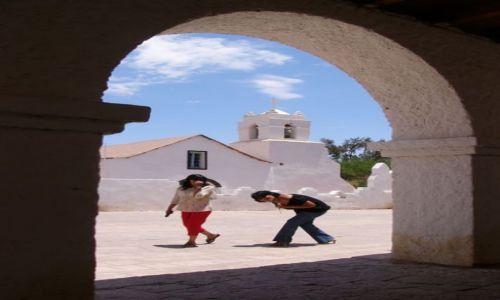 Zdjecie CHILE / Atacama / San Pedro de Atacama / Odruch bezwarunkowy?