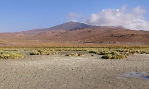 CHILE / Atacama / Przełęcz / Paso de Jama