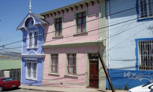 CHILE / Valparaiso / Valparaiso / Kolory Valparaiso (1)