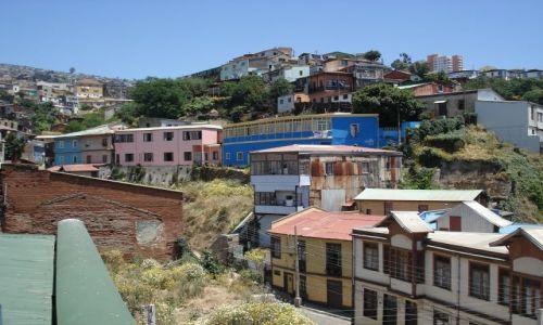 CHILE / Valparaiso / Valparaiso / Kolory Valparaiso (5)