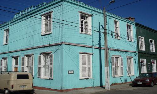 CHILE / Valparaiso / Valparaiso / Kolory Valparaiso (6)