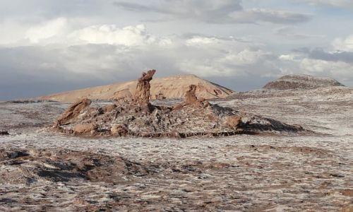 CHILE / Atacama / San Pedro de Atacama / Valle de la Luna