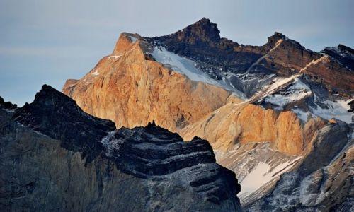 CHILE / Patagonia / Torres del Paine / Cuerno Este i Almirante Nieto