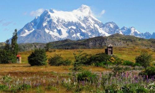 Zdjecie CHILE / Patagonia / Torres del Paine / Konkurs_Góry