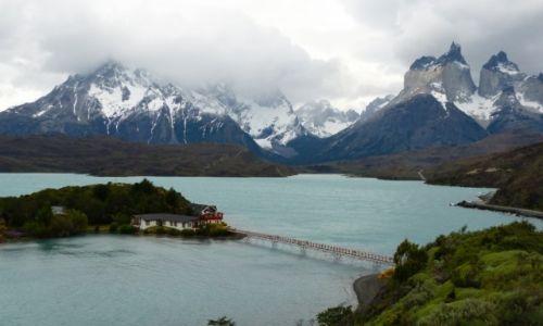 Zdjecie CHILE / Patagonia / Torres del Paine / KONKURS