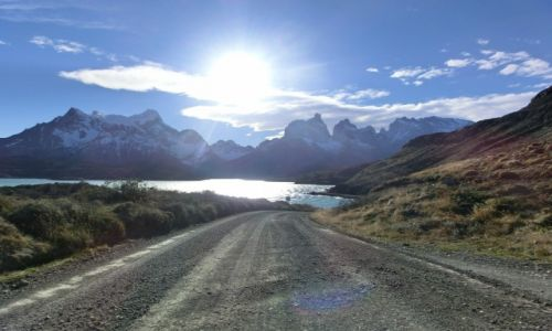 Zdjecie CHILE / Patagonia / Chile / Chile