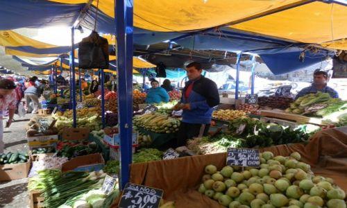 Zdjęcie CHILE / Valparaiso / Valparaiso / Chilijski targ
