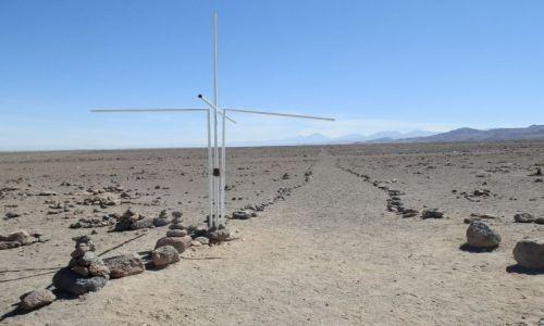 Zdjecie CHILE / Andy / Atacama / Na zwrotniku Koziorożca