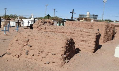 Zdjecie CHILE / Andy / San Piedro de Atacama / Sit transit gloria mundi
