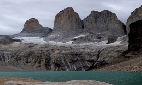 CHILE / Torres del Paine / Torres del Paine / Torres