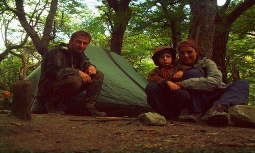 Zdjecie CHILE / Patagonia / Torres del Paine / Tuż przed chłodną nocą