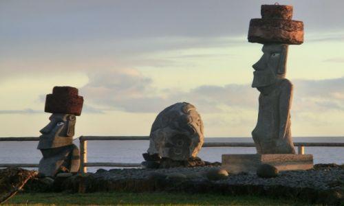Zdjecie CHILE / Rapa Nui / Rapa Nui / Easter Island