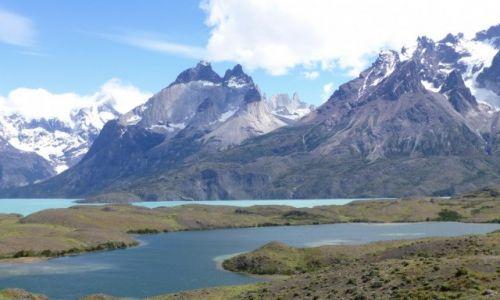 Zdjecie CHILE /  Patagonia / Park Torres del Paine / Patagonia-Spełnione marzenie