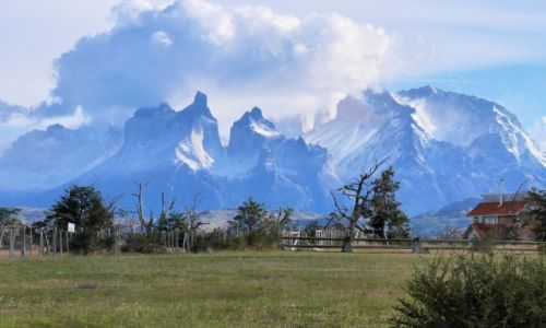 Zdjecie CHILE / Patagonia / Torres de Pain / Wspaniałość gór