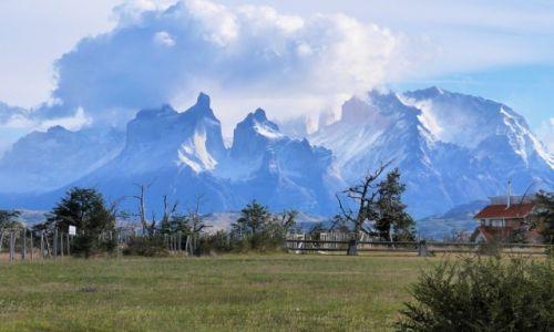 CHILE / Patagonia / Torres de Pain / Wspaniałość gór