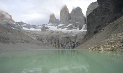 Zdjęcie CHILE / park Torres dl Paine  / Torres dl Paine / Torres dl Paine