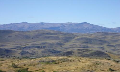 Zdjecie CHILE / park Torres dl Paine  / w drodze do schroniska El Chileno / w drodze do sch