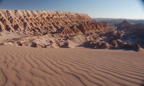 Zdjecie CHILE / Dolina Księżycowa / San Pedro de Atacama / Dolina Księżycowa...