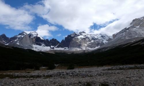 Zdjęcie CHILE / Patagonia / Torres del Paine / Mirador Britanico