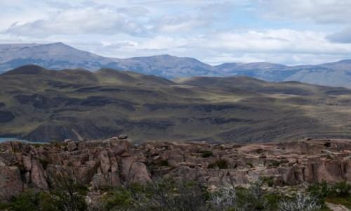 Zdjecie CHILE / Patagonia / Torres del Paine / Za siedmioma górami...