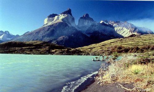 Zdjecie CHILE / brak / torres del paine / Los Cuernos