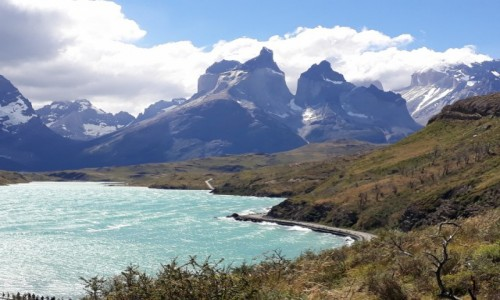 Zdjecie CHILE / Patagonia / NP Torres del Paine / Torres