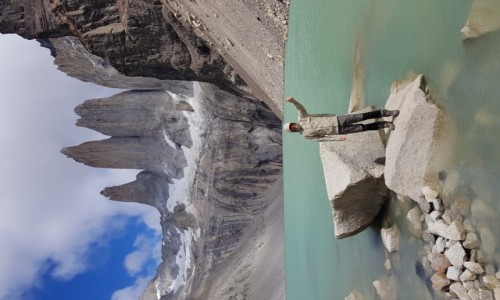 Zdjecie CHILE / Patagonia  / Torres del paine  / Torres
