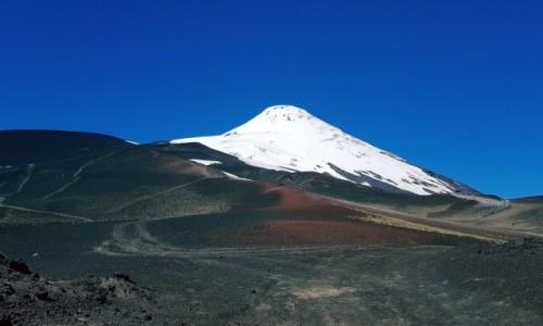 Zdjęcie CHILE / Na granicy prowincji  Los Lagos i Llanquihue / wulkan Osorno / U stóp Osorno