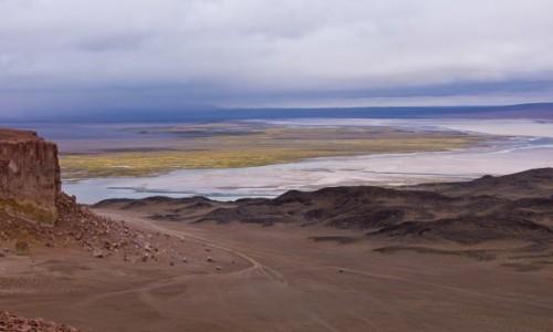 Zdjecie CHILE / Atacama / Salar de Tara / Groźnie