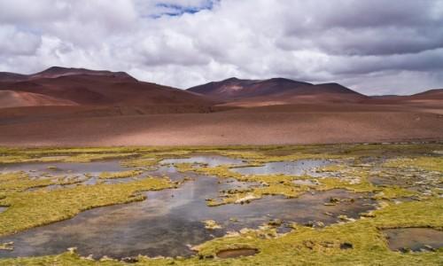 Zdjęcie CHILE / Pustynia Atacama / Pustynia Atacama / Krajobrazy Atacamy