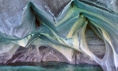 CHILE / Patagonia / Jezioro General Carrera / Jaskinia Marmurowa moimi oczami c.d.  :)