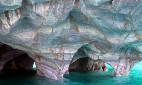Zdjęcie CHILE / Patagonia / Jezioro General Carrera / Jaskinia Marmurowa moimi oczami c.d.  :)