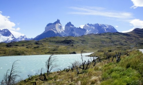 CHILE / Magallanes / Chile / Torres del Paine