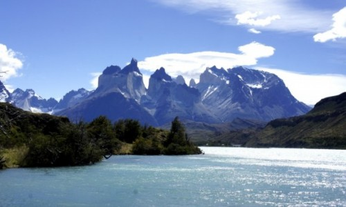 Zdjecie CHILE / Magallanes / Chile / Torres del Paine