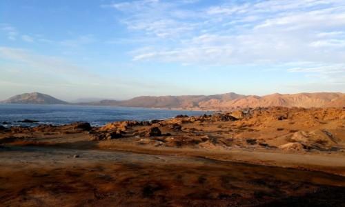 Zdjęcie CHILE / Północne wybrzeże  / Jw / Krajobraz prawie księżycowy