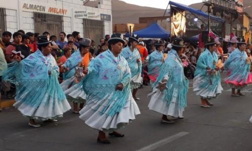 Zdjecie CHILE / Arica y Parinacota / Arica / Karnawał