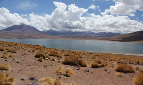 Zdjecie CHILE / -San Pedro de Atacama / San Pedro de Atacama / Gdzieś w Andach ...