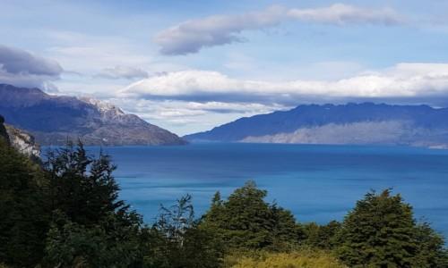 Zdjecie CHILE / Patagonia-Provincia de General Carrera / okolice Puerto Rio Tranquilo / Lago General Carrera