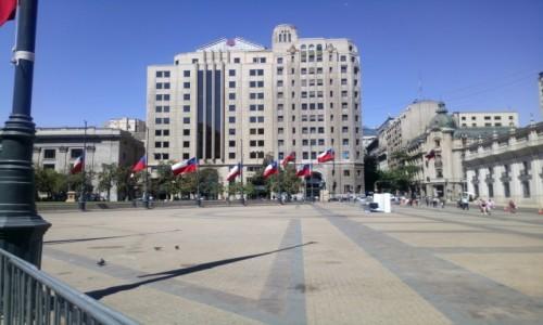Zdjęcie CHILE / Stołeczny / Santiago de Chile / CHILE I BOLIWIA - SAMOTNIE I INTENSYWNIE