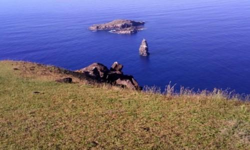 CHILE / Wyspa Wielkanocna / Motu Nui / CHILE I BOLIWIA - SAMOTNIE I INTENSYWNIE