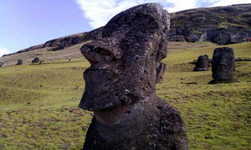 Zdjecie CHILE / Wyspa Wielkanocna / Rapa Nui NP / CHILE I BOLIWIA - SAMOTNIE I INTENSYWNIE