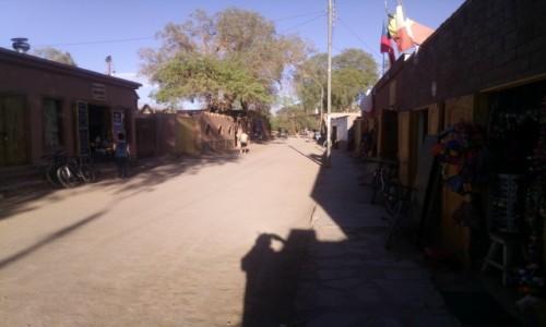 CHILE / Atakama / San Pedro de Atakama / CHILE I BOLIWIA - SAMOTNIE I INTENSYWNIE