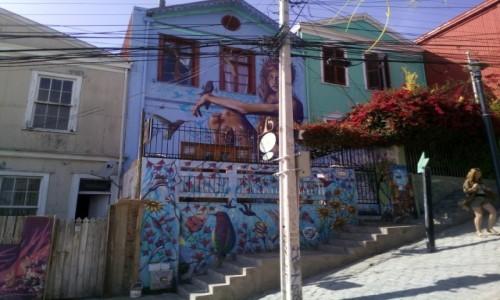 Zdjecie CHILE / Valparaiso / Valparaiso / CHILE I BOLIWIA - SAMOTNIE I INTENSYWNIE