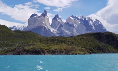 CHILE / Patagonia / Torres Del Paine / W drodze do lodowca