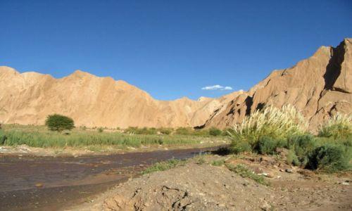 Zdjecie CHILE / brak / San Pedro de Atacama / Okolice San Pedro de Atacama