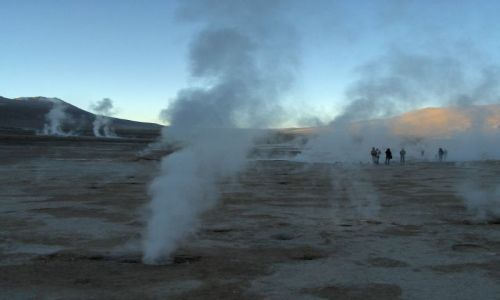 Zdjęcie CHILE / brak / San Pedro de Atacama / El Tatio