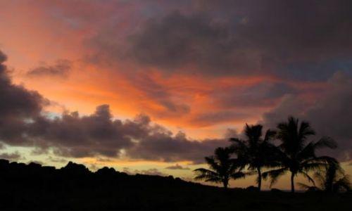 Zdjecie CHILE / Wyspa Wielkanocna / Hanga Roa / Full Romantic