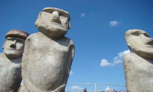 Zdjęcie CHILE / Pacyfik / inwałd / Wyspa Wielkanocna