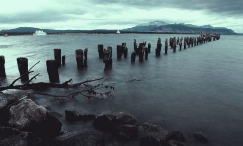 Zdjecie CHILE / brak / Puerto Natales / Zatoka